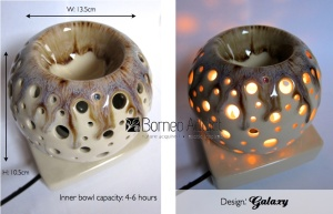 B.A. Galaxy-Electric Oil Diffuser