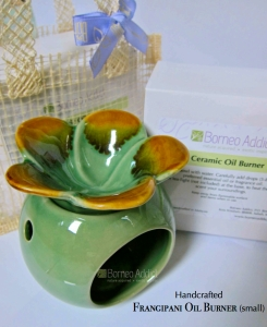 Borneo Addict Frangipani Burner (small)