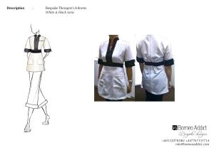 BA-Actual finished uniforms-photos3