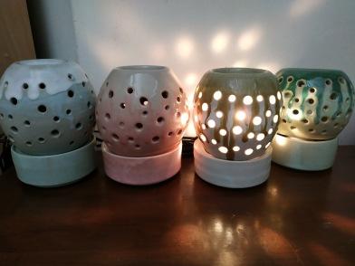 Galaxy Electric Ceramic burners