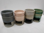 Cylinder small flame oil burner/ diffuser